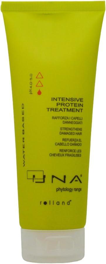 Tratamiento intensivo de proteínas UNA, 250 ml oz. Cabello estresado y dañado