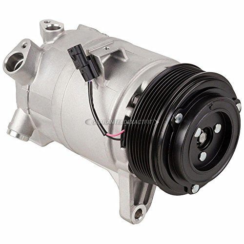 Brand New Premium Quality AC Compressor & A/C Clutch For Nissan - BuyAutoParts 60-02028NA New (Nissan Pathfinder A/c Compressor)