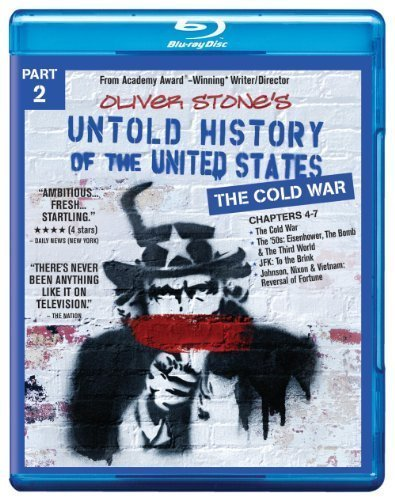 Untold History of United States Part 2: Cold War [Blu-ray] by Warner Home Video by Various