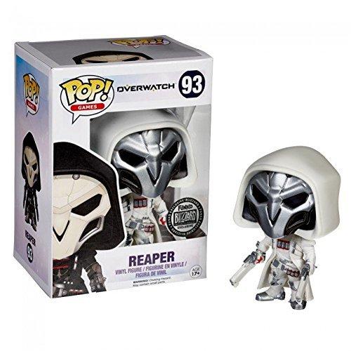 Free Funko Pop! Overwatch Reaper Wight Exclusive