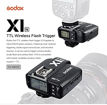 Amazon.com : Godox V860II-N 2PCS 2.4G TTL Li-on Battery Camera Flash Compatible Nikon D800 D700 D7100 D7000 D5200 D5100 D5000 D300 D300S D3200 D3100 D3000 ...
