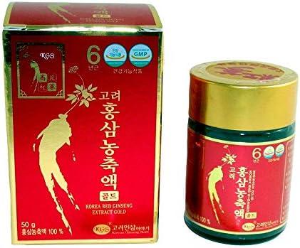 proprietà ginseng rosso coreano