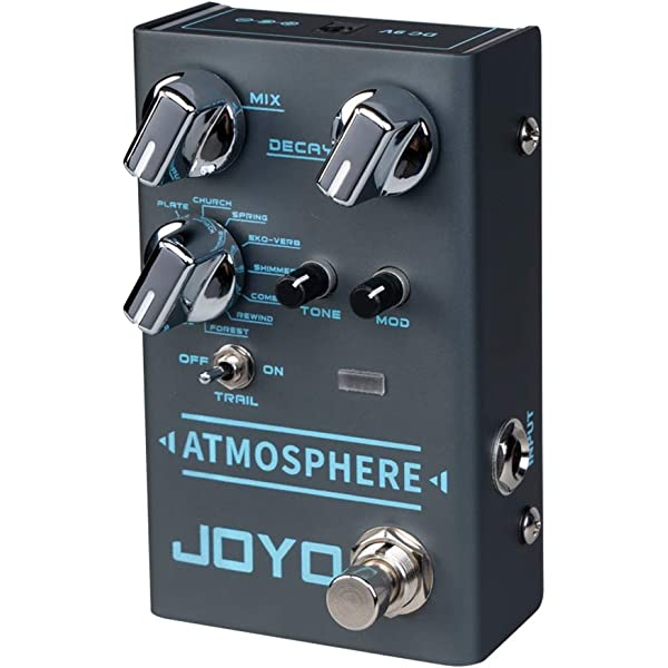 Amazon.com: JOYO JF-12 Voodoo Octave Guitar Effects Pedal ...
