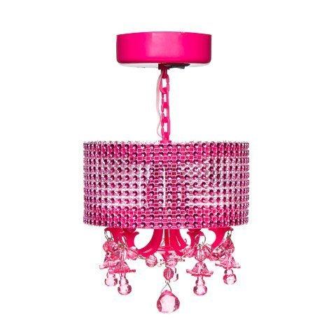 LockerLookz Locker Gem Lamp - Pink - 1 piece
