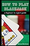 How To Play Blackjack: A Beginner to Expert Guide: to Get You From The Sidelines to Running the Blackjack Table, Reduce Your Risk, and Have Fun