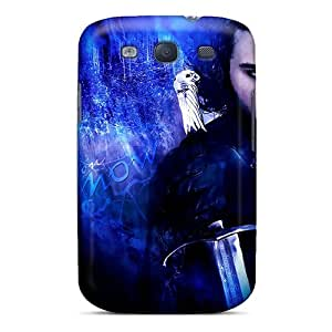 Wadeprice Galaxy S3 Well-designed Hard Case Cover Game Of Thrones - Jon Snow Protector