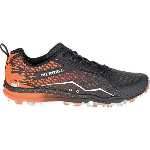 シャワー記念日危険(メレル) Merrell メンズ シューズ?靴 ブーツ Merrell All Out Crush Tough Mudder Trail Running Shoes [並行輸入品]