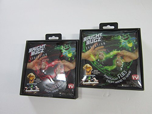 WOW Factory 2 Light Sender Bright Bugz Red and Green Bundle by WOW Factory