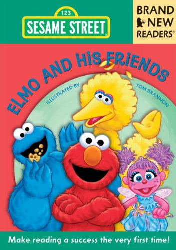 Download Elmo and His Friends: Brand New Readers (Sesame Street Books) pdf epub