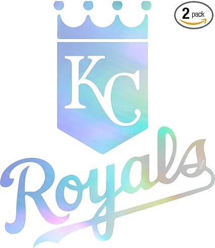 Kansas City Royals MLB Decal Sticker Car Truck Window Bumper Laptop