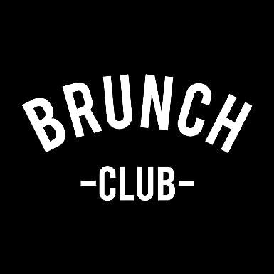 Coto7 Brunch Club Arch Black Kids Sweatshirt