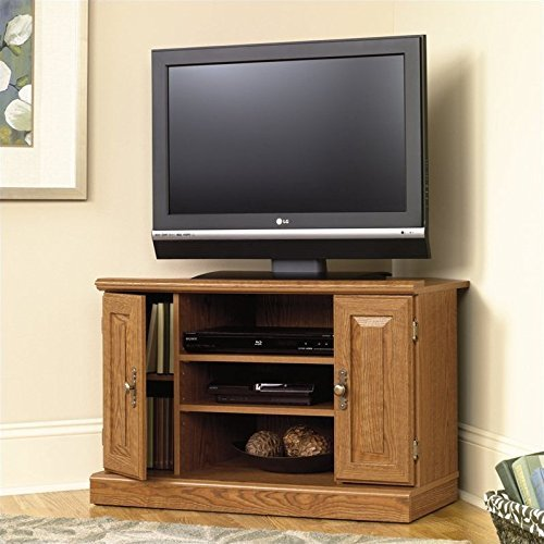 042666024211 - Sauder Orchard Hills Corner TV Stand carousel main 3