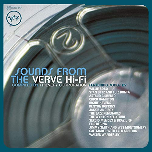 Hi Fi Sounds - Sounds From The Verve Hi-Fi