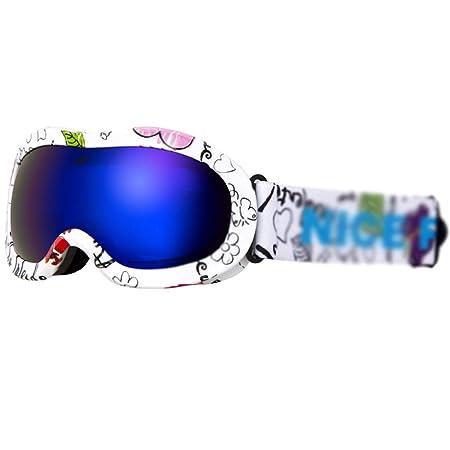 Snowboarding Gafas Gafas de esquí Gafas de esquí Gafas de Sol de ...