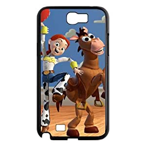 Samsung Galaxy N2 7100 Cell Phone Case Black Disneys Toy Story Hfsg