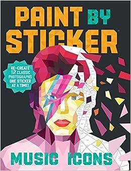 Paint By Sticker: Music Icons por Workman Publishing epub