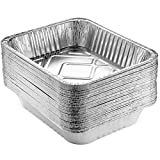 """NYHI 9 x 13 """" Aluminum Foil Pans (30 Pack) 