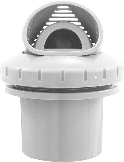 Infusion Pool Products VRFSISWH Venturi Return Fitting Slip44; White