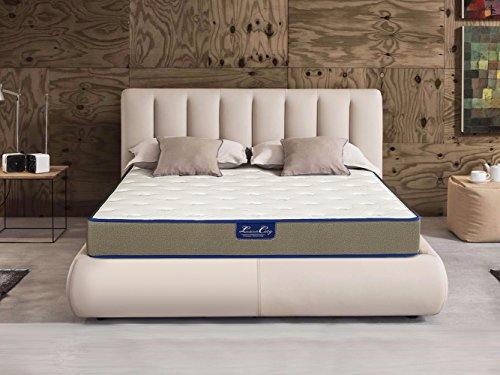Foam Pocketed Coil - Memory Foam Mattres Individually Wrapped Pocketed Encased Coil Spring Memory Foam & Gel Memory 10 Inch Luxury Foam Mattress Luxurcozy, Full