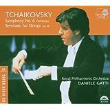 Tchaikovsky: Symphony No. 6 / Serenade for Strings