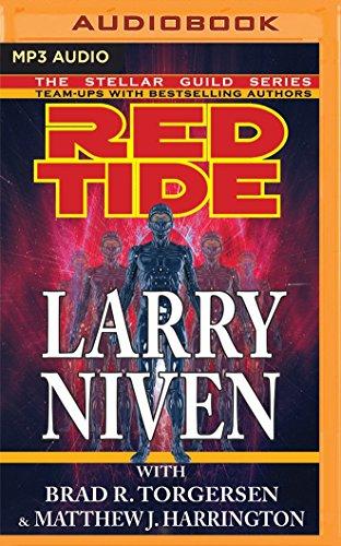 Red Tide (The Stellar Guild Series) (Stellar Series Audio)