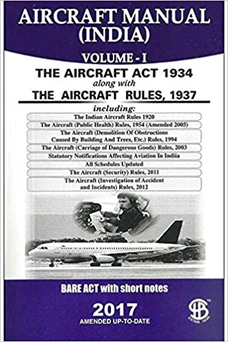 Amazon. In: buy aircraft manual (india) volume i book online at low.