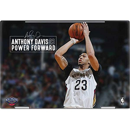 Skinit NBA New Orleans Pelicans Envy x360 15t (2018) Skin - Anthony Davis #23 New Orleans Pelicans Power Forward Design - Ultra Thin, Lightweight Vinyl Decal Protection by Skinit (Image #1)'