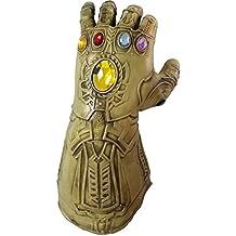 baellerry Infinity War Thanos Infinity Gauntlet Gloves Halloween Costume Thanos Glove Gold
