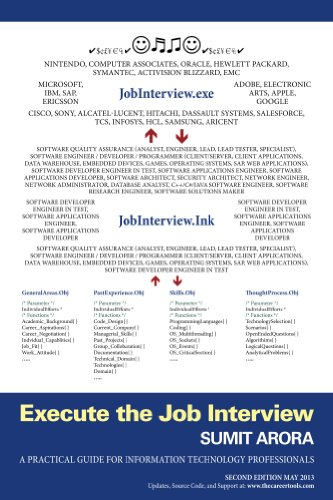 Execute the Job Interview - Second Edition (May 2013)