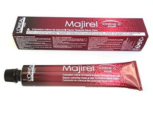 Loreal Majirel Ionene G Incell Permanent Creme Color 7/7N 1.7 oz