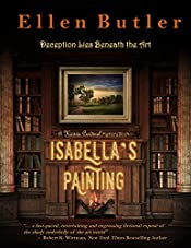 Isabella's Painting: A Notorious Art Heist Mystery (Karina Cardinal Mystery Book 1)