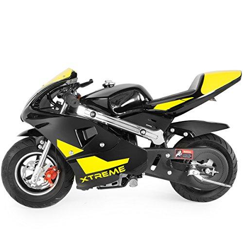 gas powered mini bike - 1