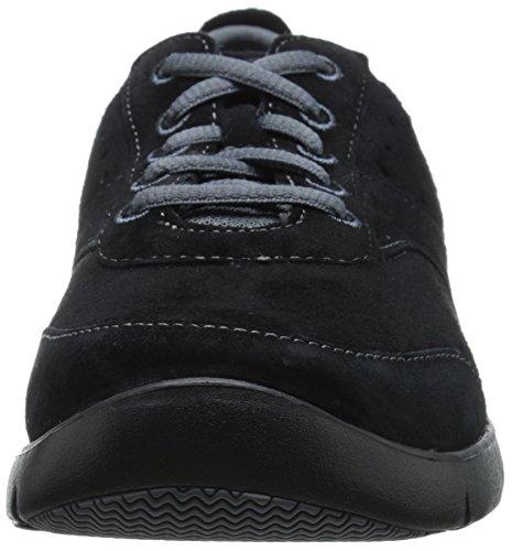 Elaine Fashion Women's Dansko Suede Black Sneaker C64gqwgx