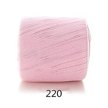 Fairy Shop Lace Garne Häkeln Garn Für Hand Stricken 100 Viskose