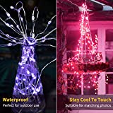 Minetom USB Fairy String Lights, 33Ft 100 LED