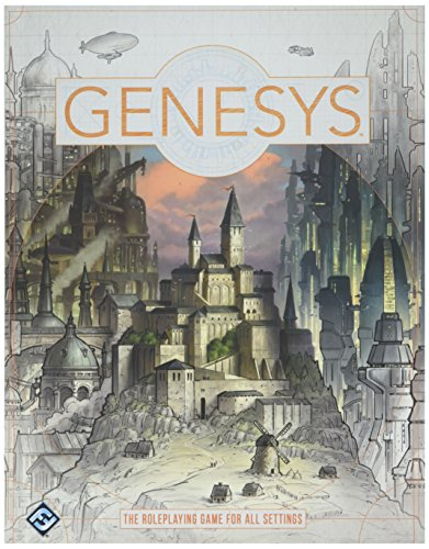 - Genesys Core Rulebook