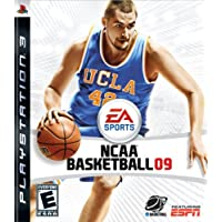 Baloncesto NCAA 09 - Playstation 3
