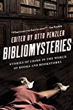 Bibliomysteries – Stories of Crime in the World of Books and Bookstores