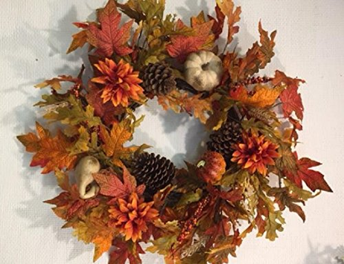 Fall Decorative Wreath