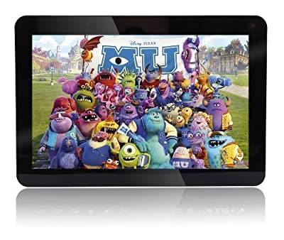 """Cheapest 10 inch Android KitKat Tablet with TWO YEAR WARRANTY - NEW Polatab Elite Q10.1"""" Black Android 4.4 (KitKat) Tablet PC QUAD-CORE CPU - POWERFUL GPU - 16GB STORAGE - SLEEK DESIGN - BLUETOOTH - FLAT 50% OFF - LIMITED TIME OFFER"""