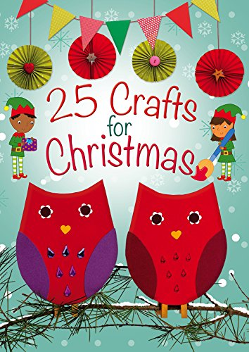 Christmas Advent Crafts (25 Crafts for Christmas)