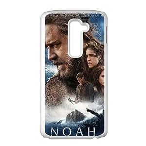 LG G2 Cell Phone Case White_Noah Poster Qvzap
