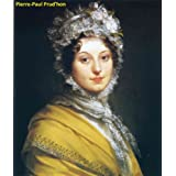 50 Amazing Color Paintings of Pierre-Paul Prud'hon - French Romantic Painter (April 4, 1758 - February 16, 1823)