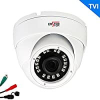 System Home Security CCTV Camera with 2.0MP 1080P Waterproof Metal Dome 1/2.8 CMOS Sensor 18 pieces F5 IR LED Enster
