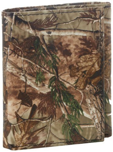 Weber's Leathers Men's Realtree AP Trifold, Realtree AP, One Size