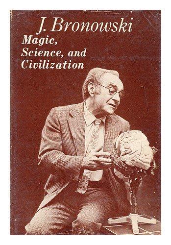 Essays by jacob bronowski