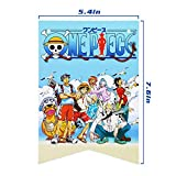 46pcs One Piece Birthday Party Decorations-Balloon