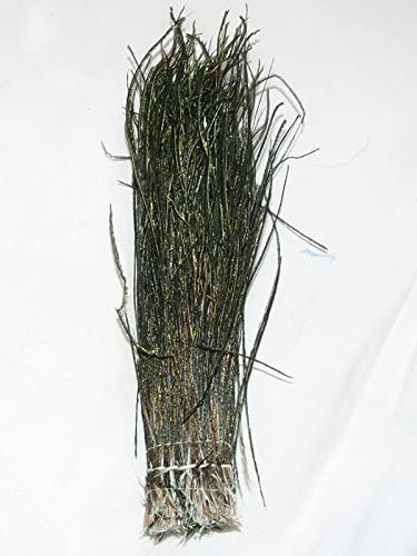400 Strands Natural Peacock Herl Feather Nymphs Wet Streamers Fly Tying Material
