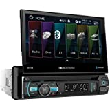 Soundstream VR-75B Single DIN Bluetooth In-Dash DVD/CD/AM/