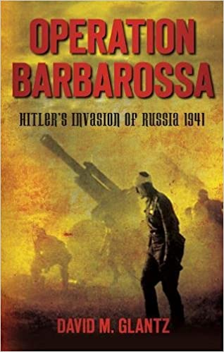 Book Operation Barbarossa: Hitler's Invasion Of Russia 1941